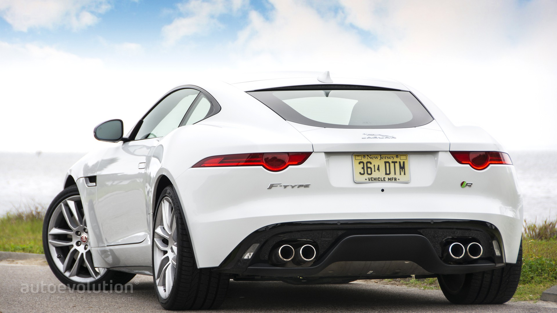 Jaguar F Type R Coupe Review besides Jaguar F Type R Coupe Review together with Honda Civic Type R Ch  White as well B likewise F Pace Svr. on white jaguar s type