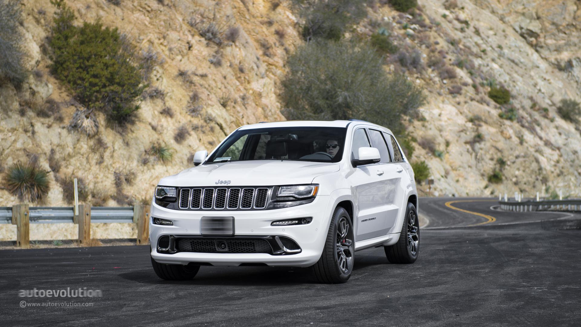 2014 Jeep Grand Cherokee Srt Hd Wallpapers Autoevolution
