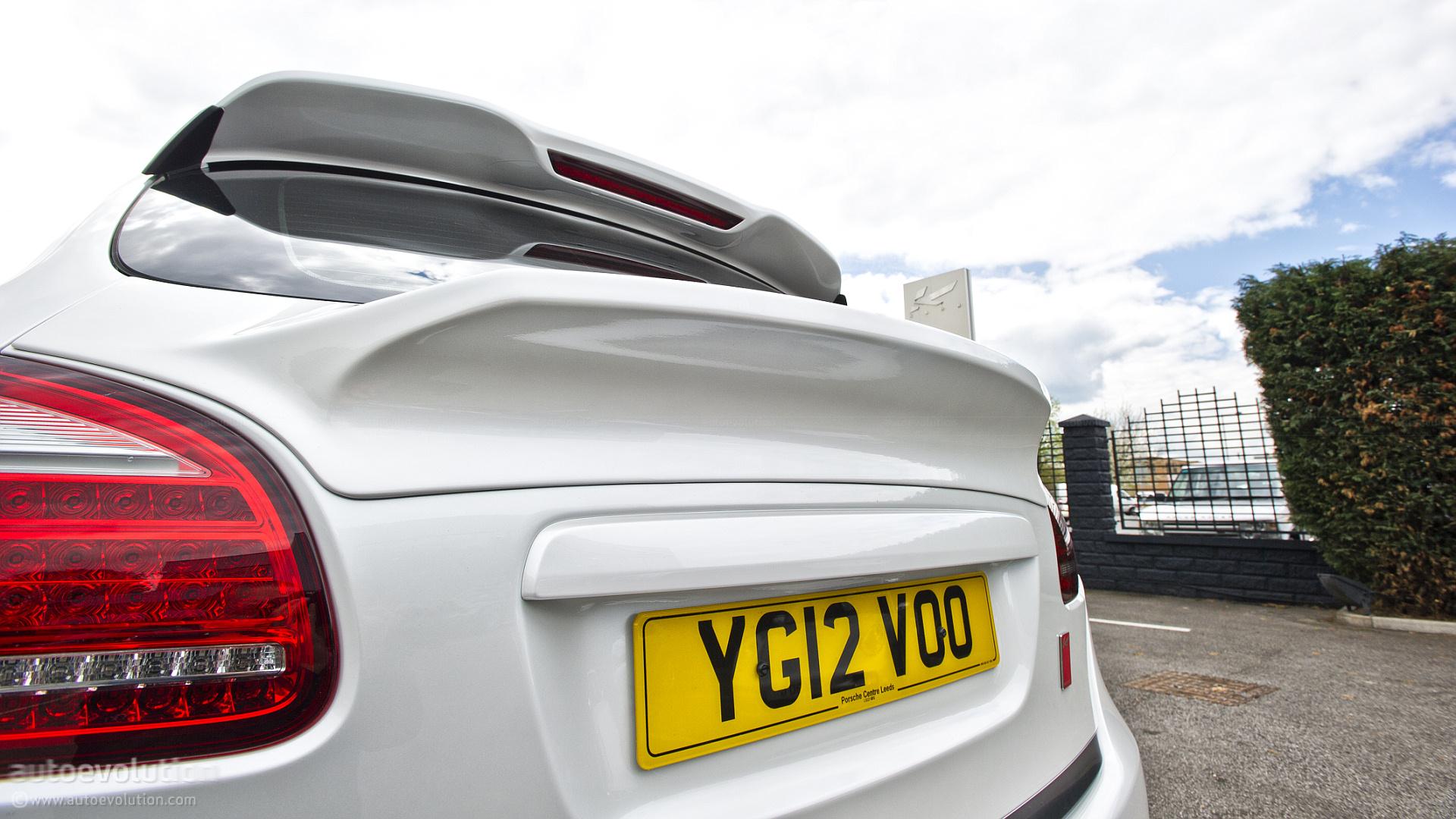 KAHN PORSCHE Cayenne Diesel Review - autoevolution