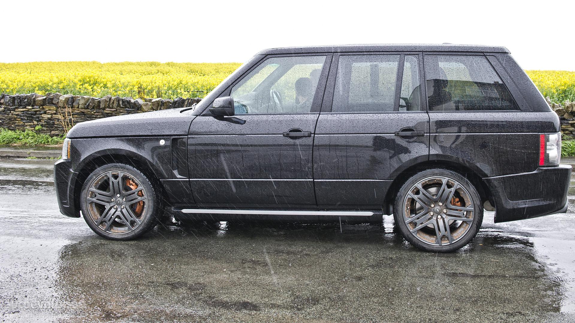 Kahn Range Rover Review Autoevolution