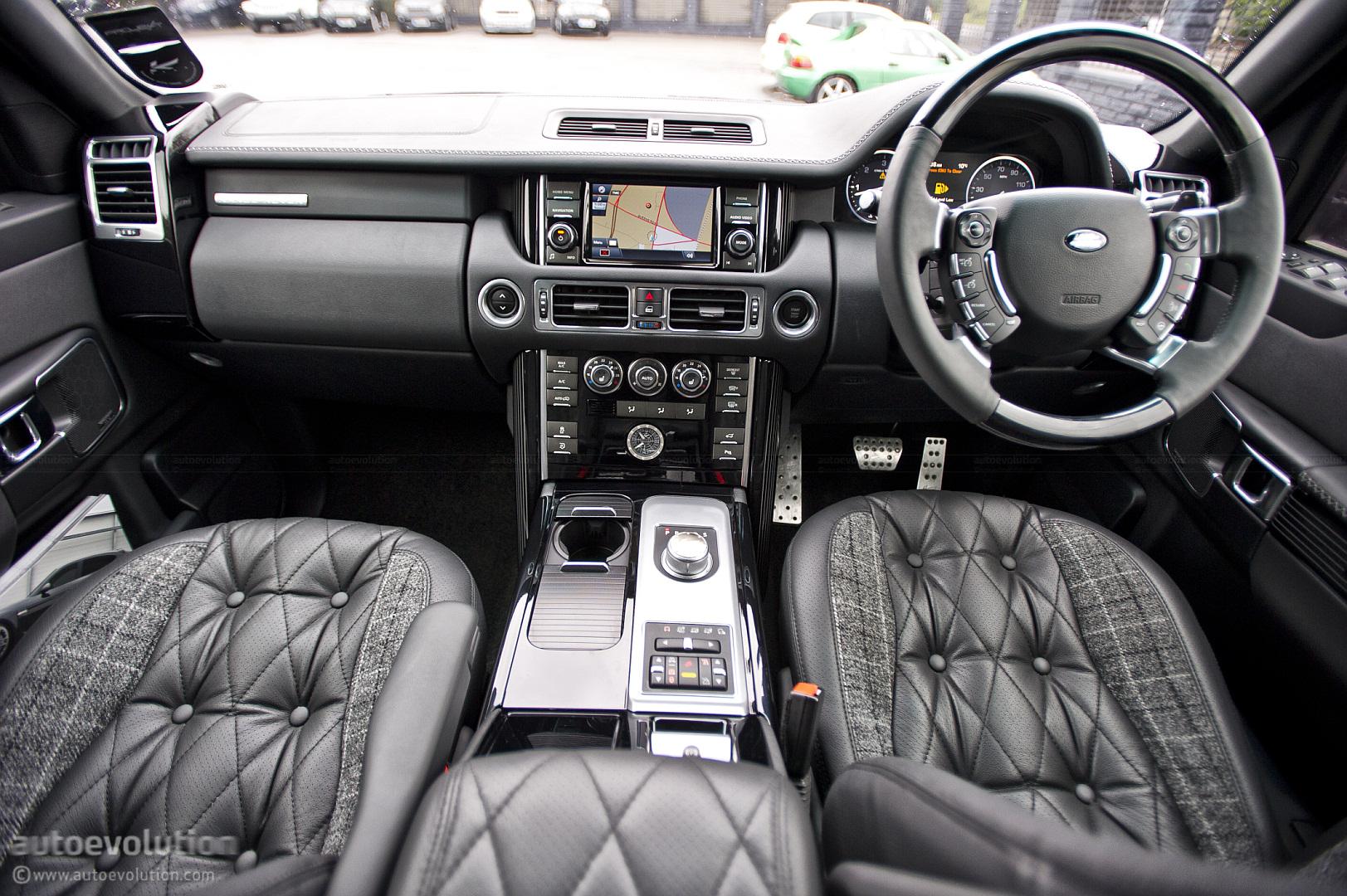 Kahn Range Rover Review Page 2 Autoevolution