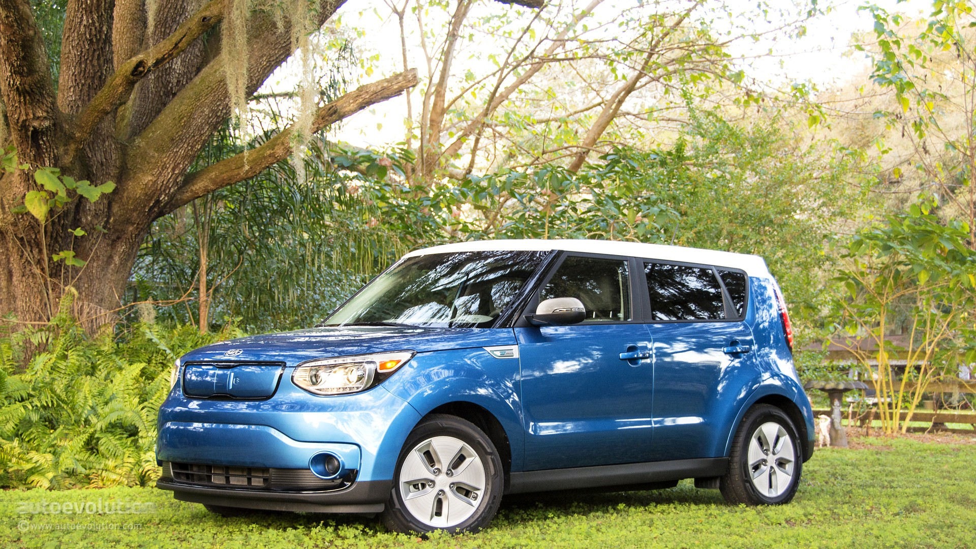 Brilliant 2015 Kia Soul EV Review  Autoevolution