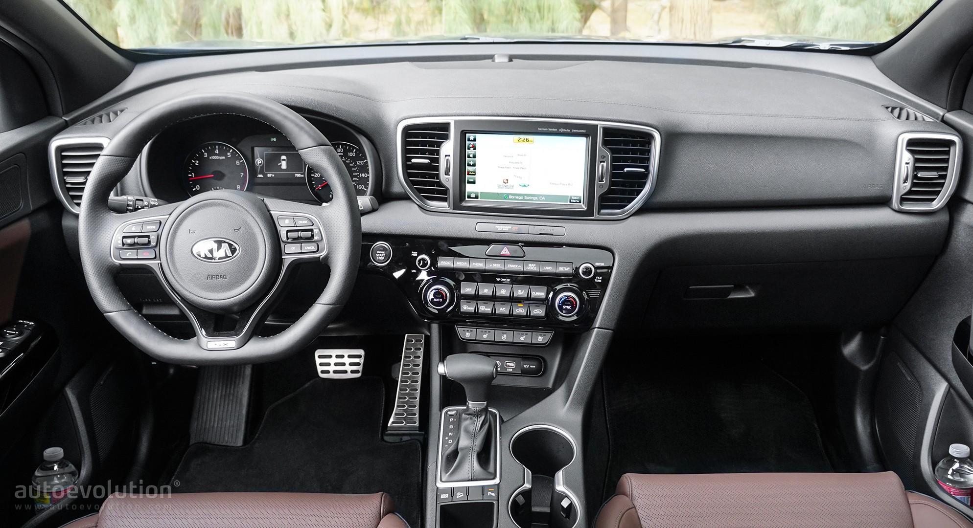 2017 Kia Sportage Review Autoevolution