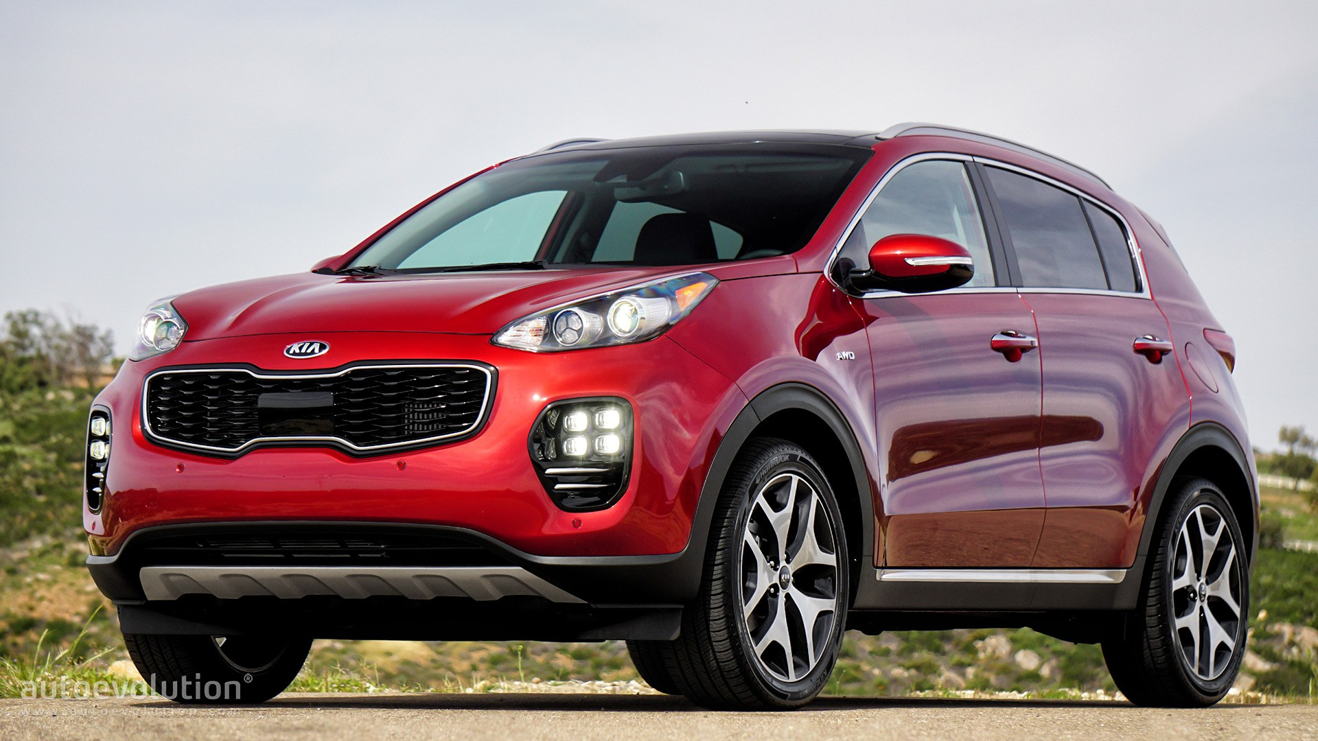2017 Kia Sportage Review - autoevolution