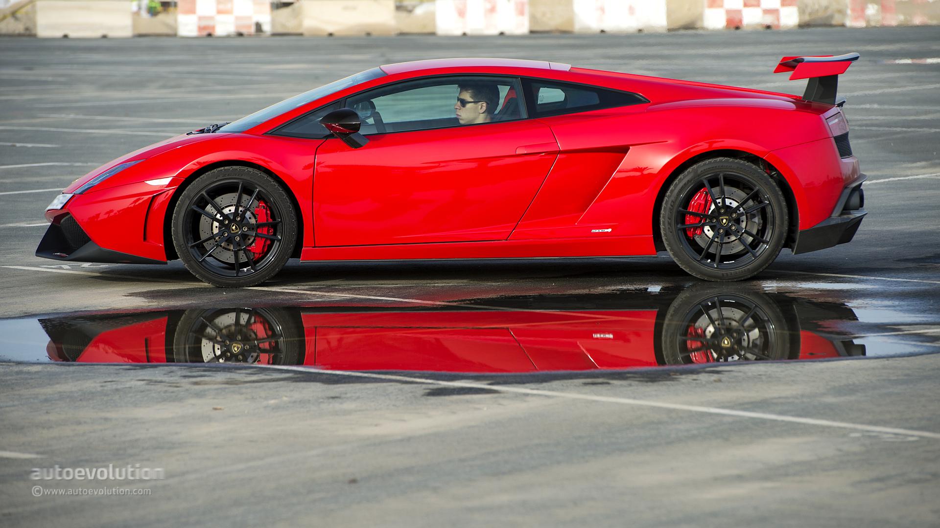 Lamborghini Gallardo Super Trofeo Stradale Review