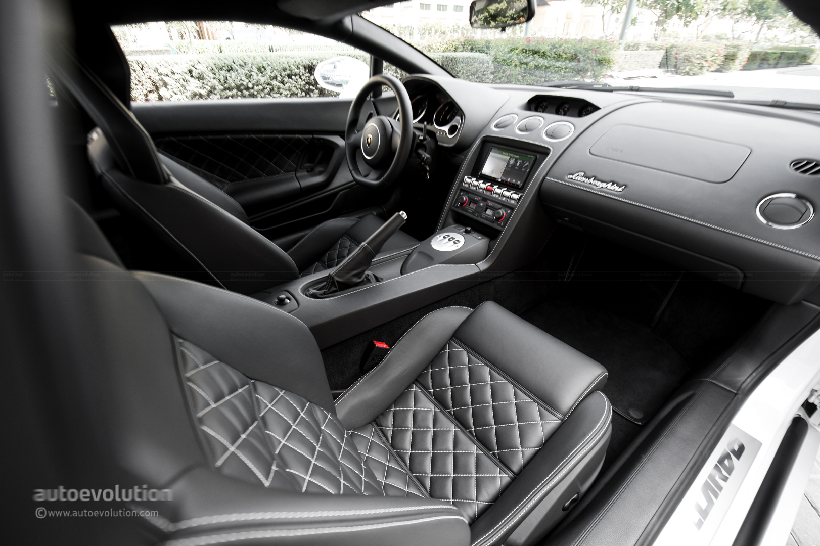 2013 Lamborghini Gallardo Lp570 4 Performante Exterior Interior
