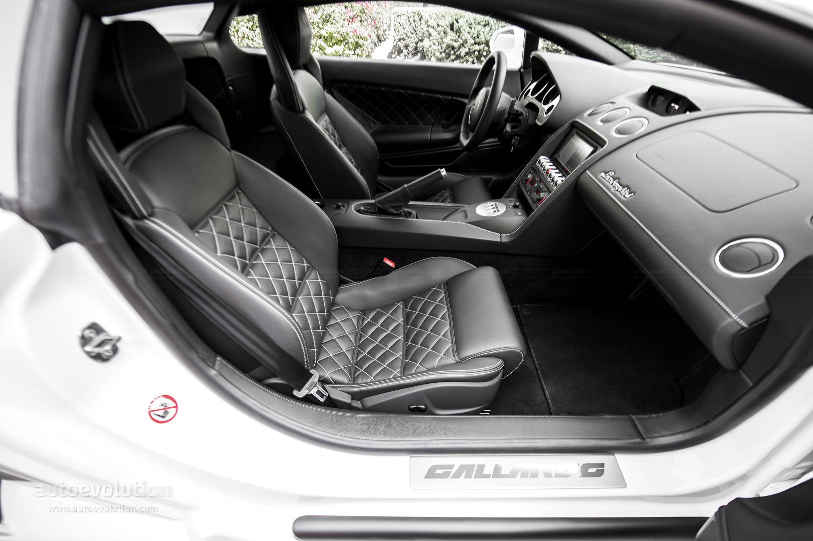 Lamborghini Gallardo Lp560 4 Review Page 5 Autoevolution Interior