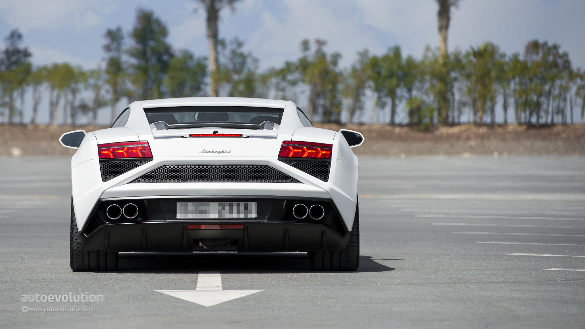 Lamborghini gallardo lp560 4 review autoevolution