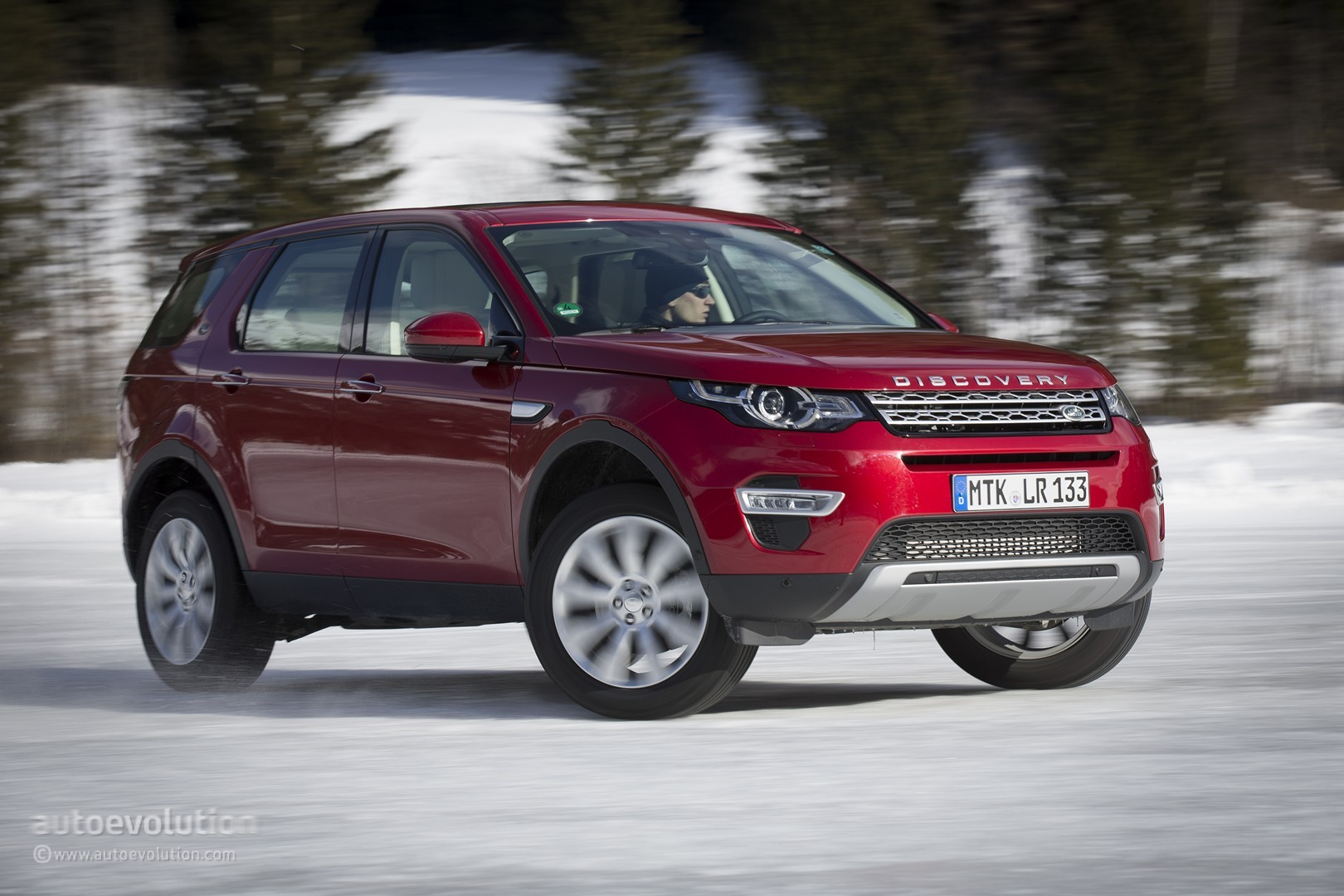 2015 Land Rover Discovery Sport Review - autoevolution
