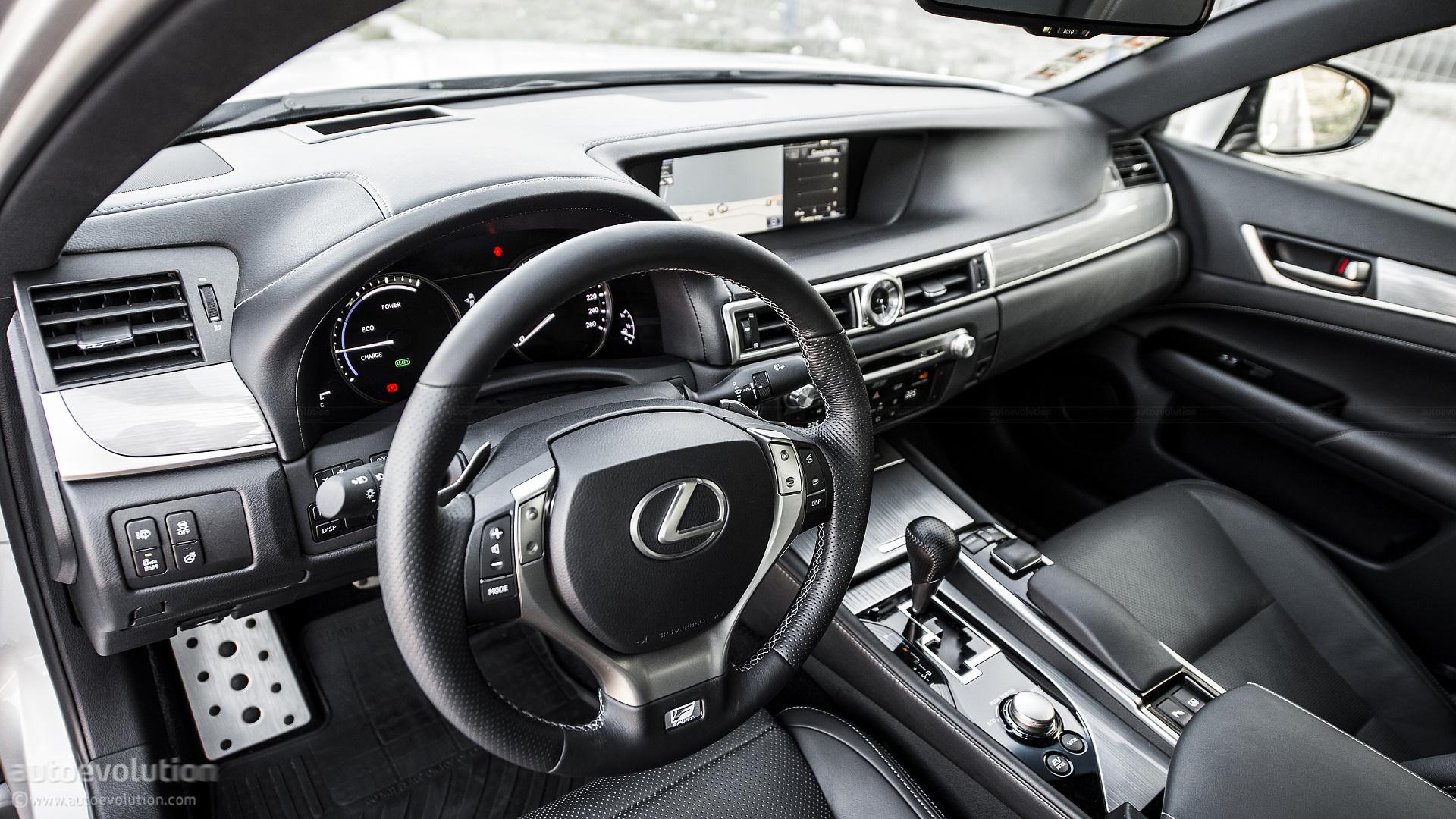LEXUS GS 450h Review (Page 2) - autoevolution