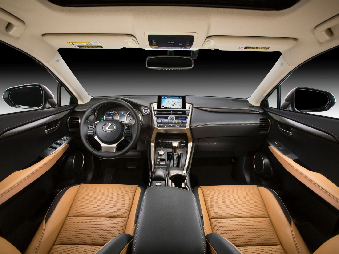 2015 lexus nx review autoevolution. Black Bedroom Furniture Sets. Home Design Ideas