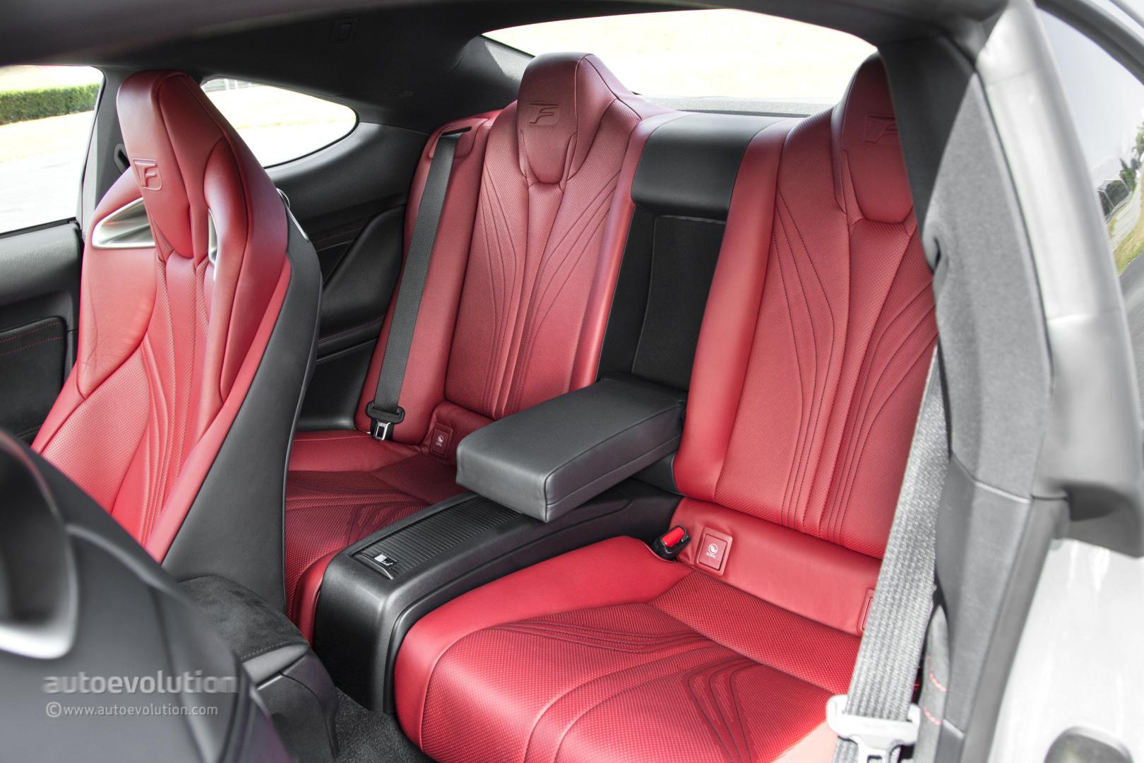 Build A Lexus >> 2015 LEXUS RC, RC F Review - autoevolution