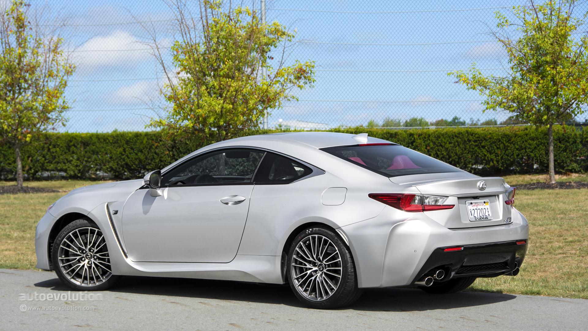 2015 Lexus Rc Rc F Review Autoevolution