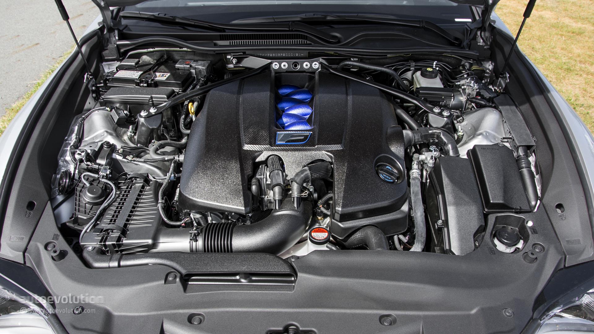 lexus rc rcf engine autoevolution rocket worlds bunny rx v8 coupe