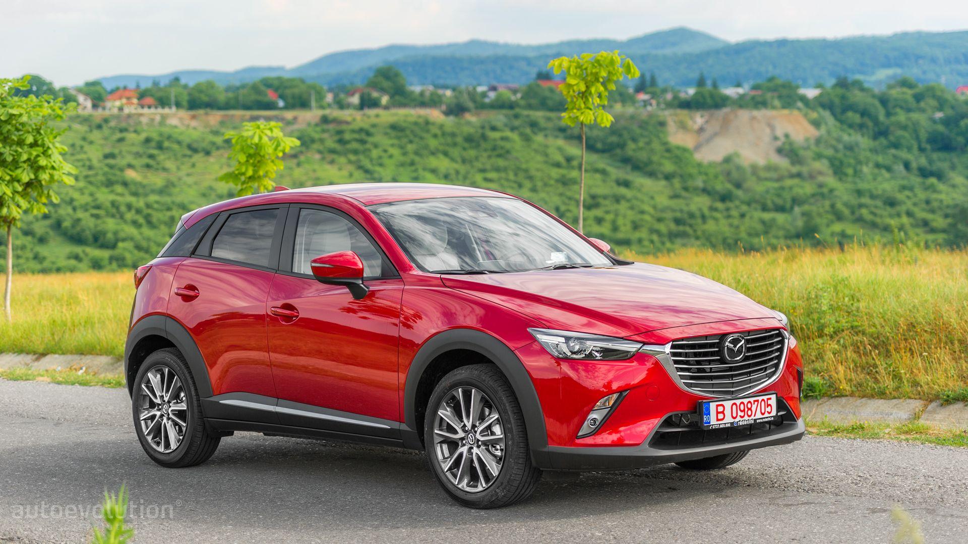 2015 Mazda Cx 3 Review Autoevolution