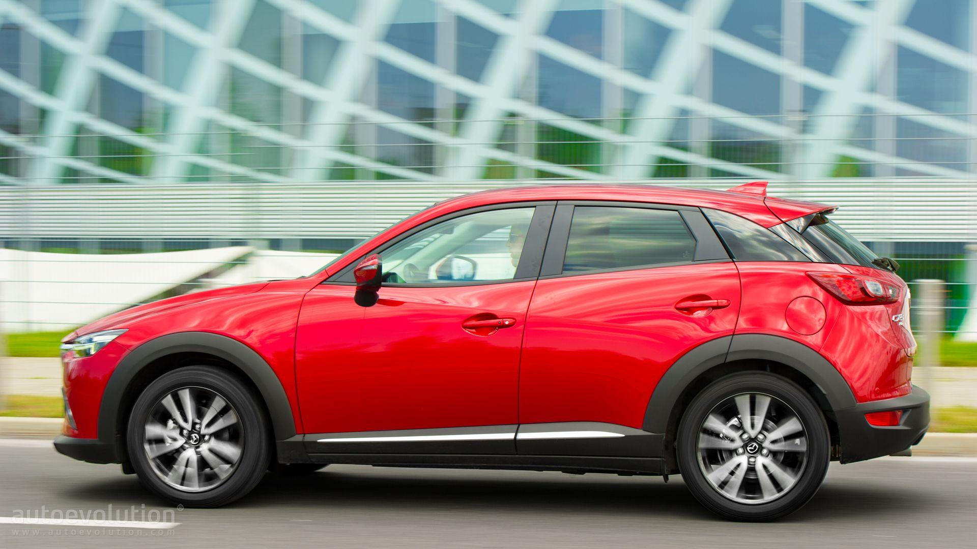 Kelebihan Mazda Cx 3 4X4 Top Model Tahun Ini