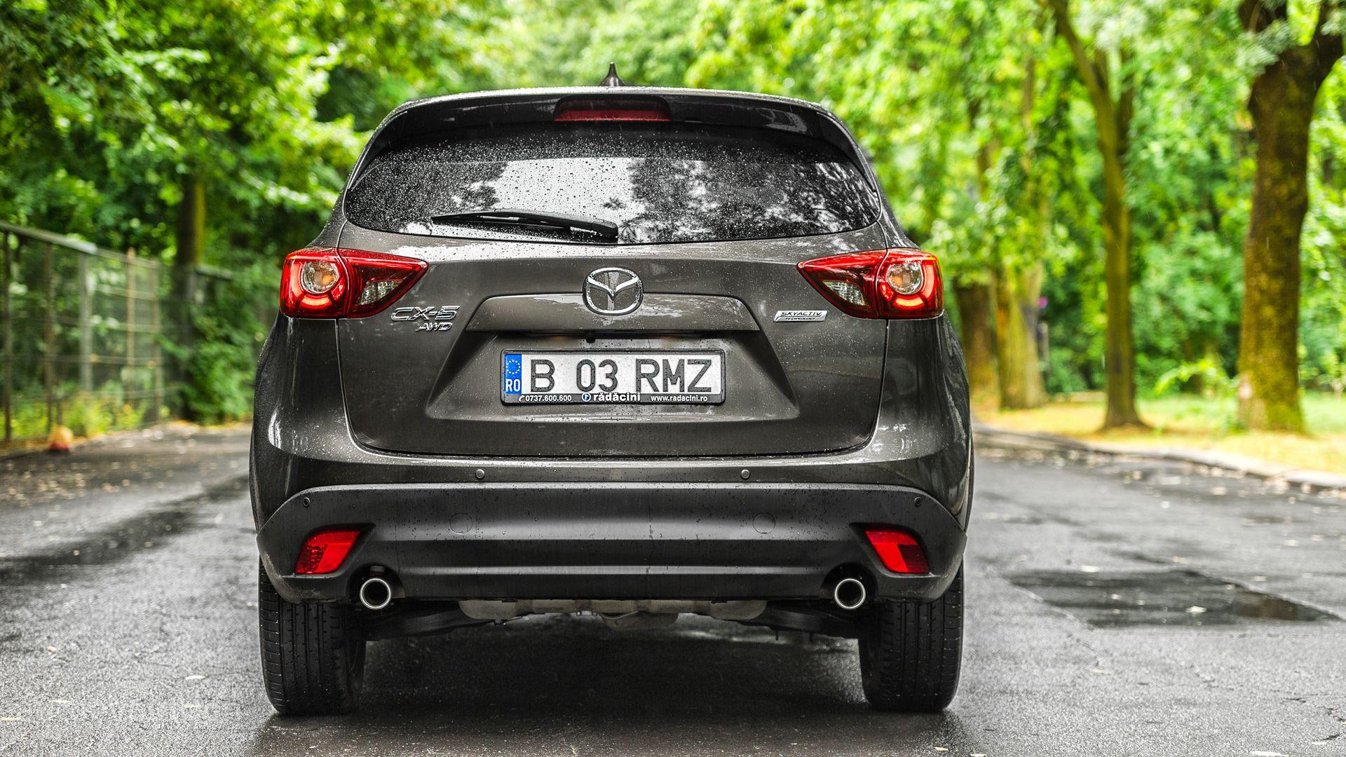 2016 Mazda Cx 5 Review Autoevolution