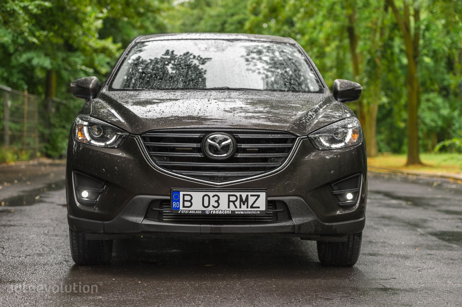 2016 Mazda CX-5 Review - autoevolution