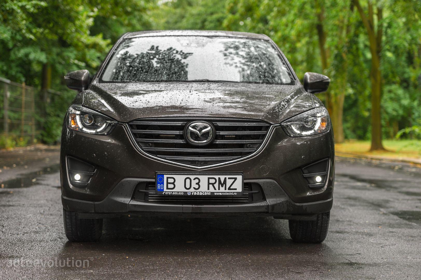 2016 Mazda CX-5 Review - autoevolution