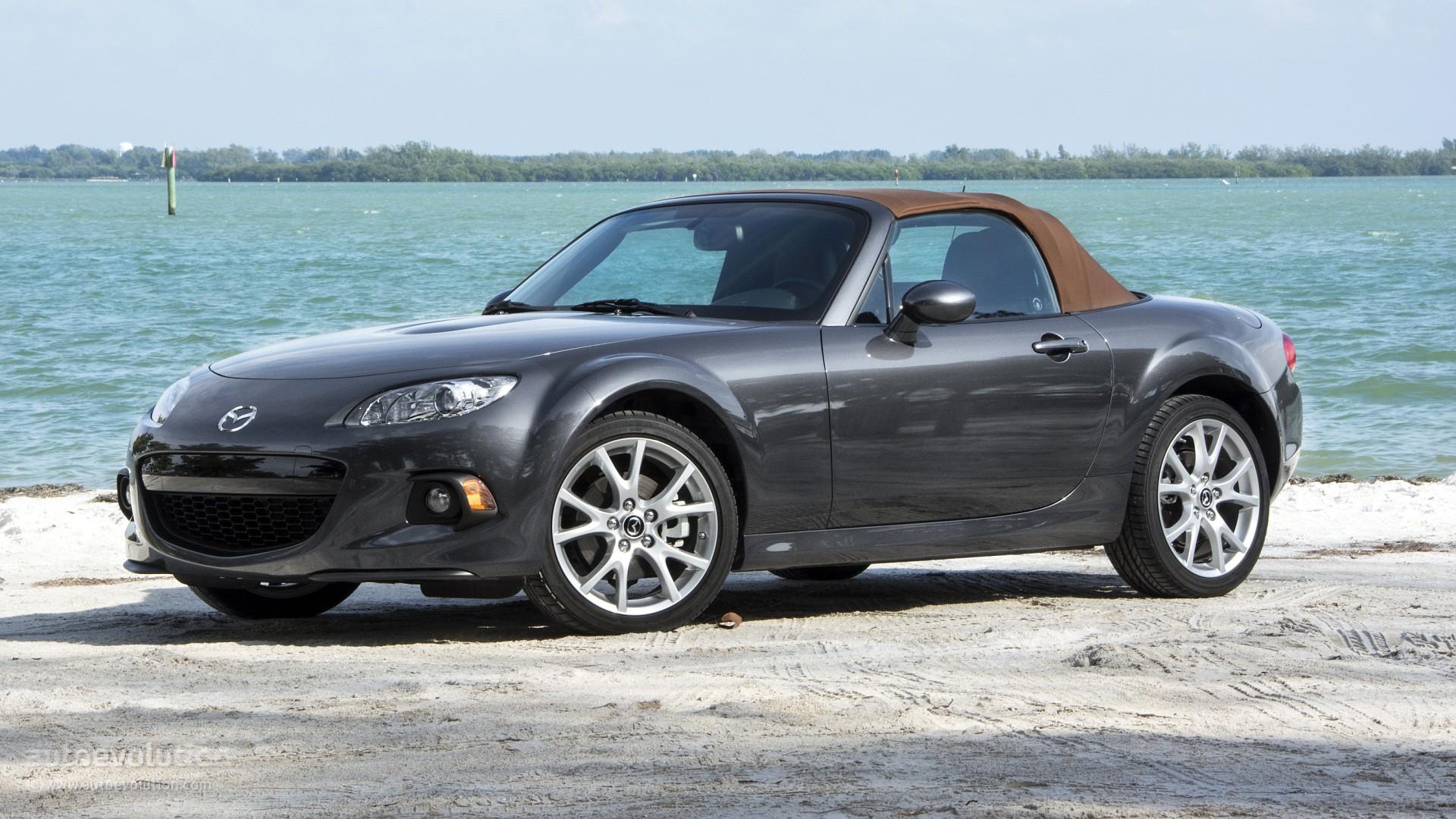 2015 Mazda MX-5 Miata photo gallery (35 pictures)