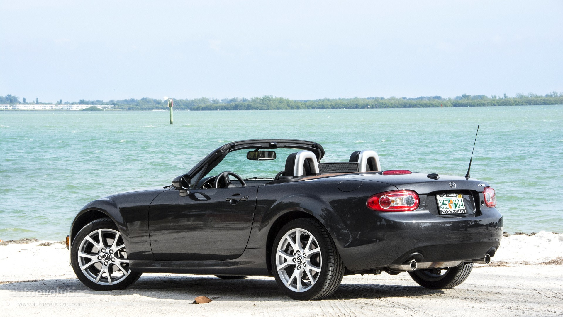 Mazda Miata Review Car Driver