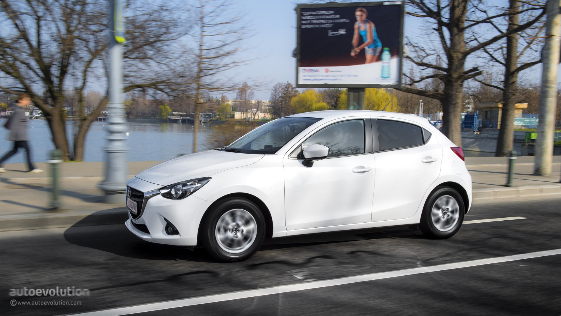 2015 Mazda2 Review Autoevolution