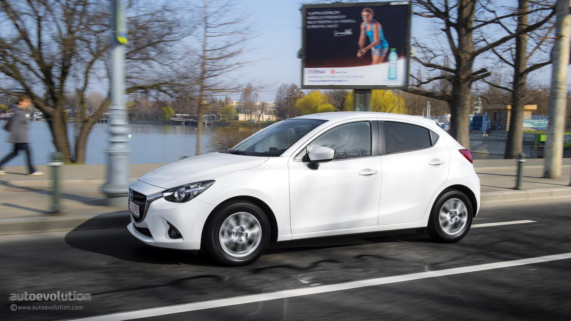2015 Mazda2 Review
