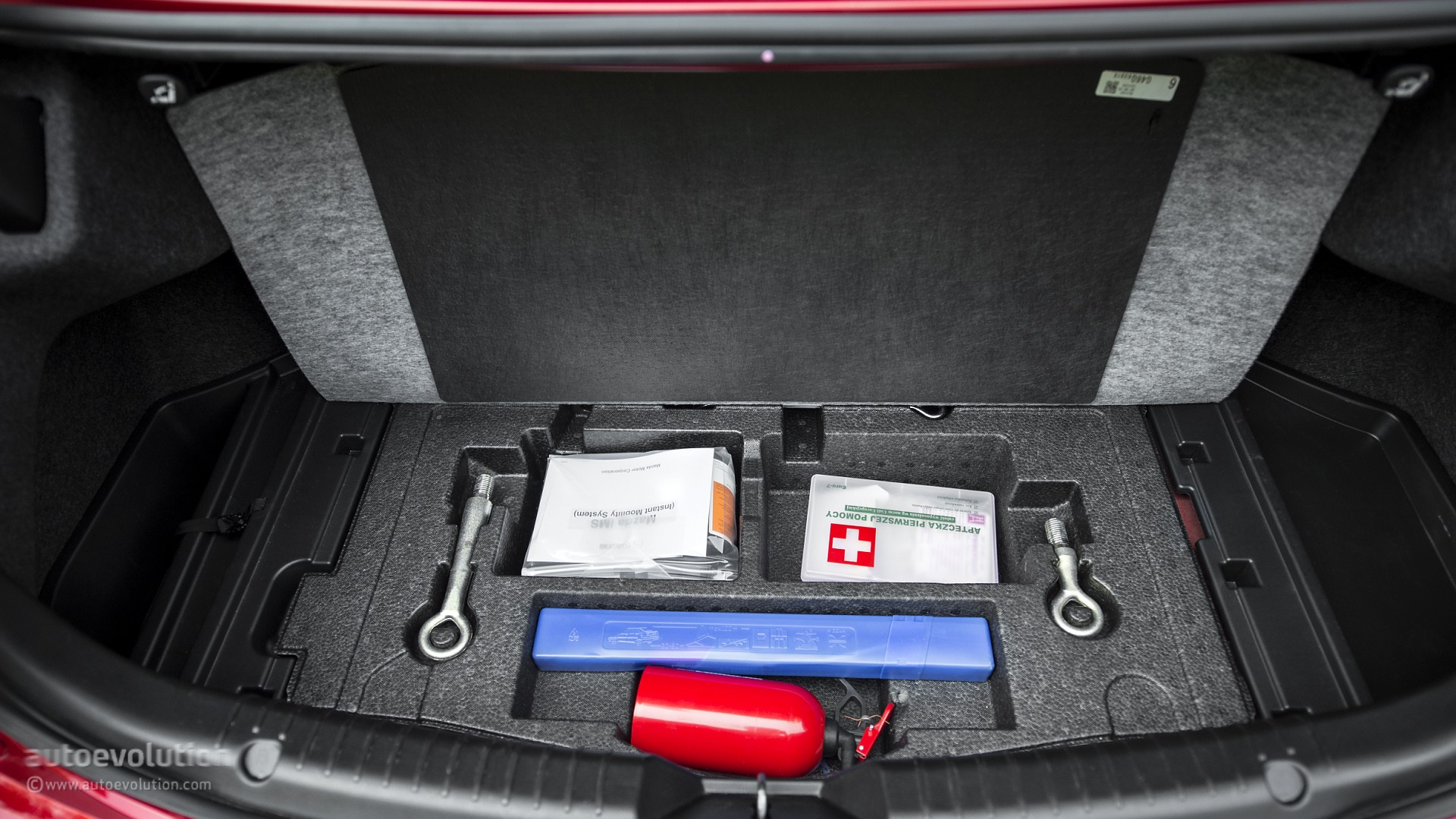 2016 Mazda6 Review - autoevolution