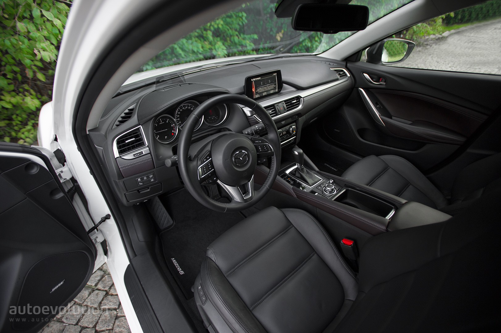 2016 mazda6 wagon 2.2 skyactiv-d review - autoevolution