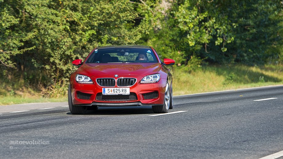 Bmw M Review Car And Driver