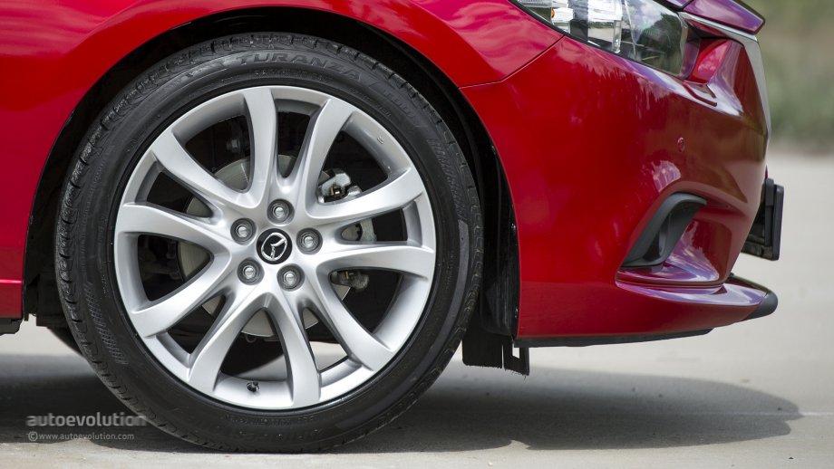 2014 MAZDA 6 19-inch wheel