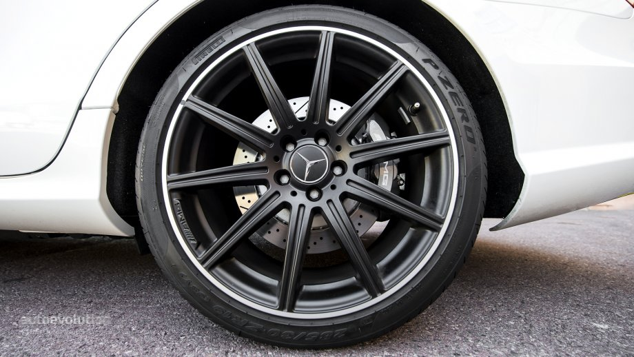 2014 mercedes benz cls63 amg 4matic review autoevolution for Mercedes benz 19 inch amg wheels