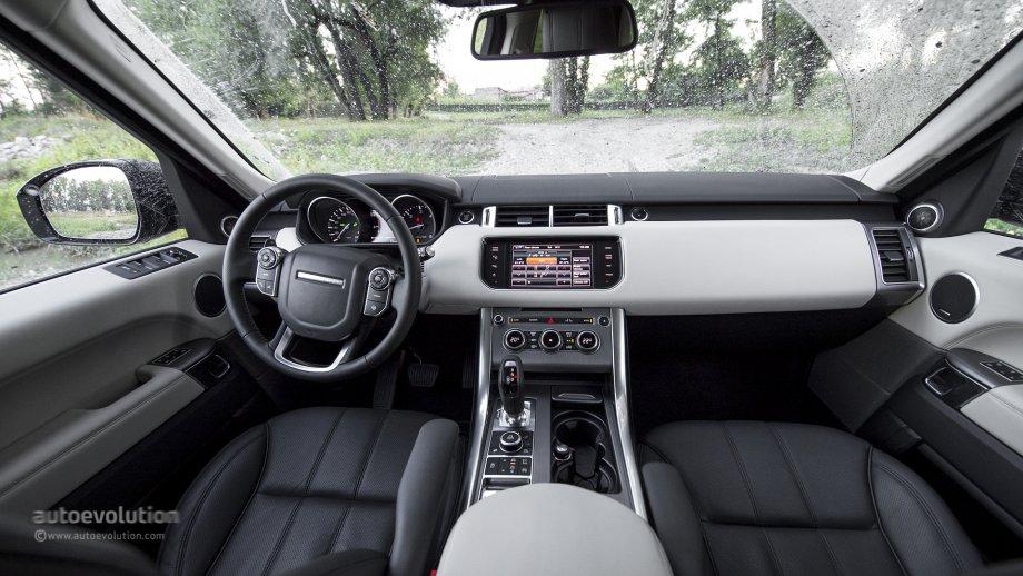 2014 Range Rover Sport Interior Photo 46 80