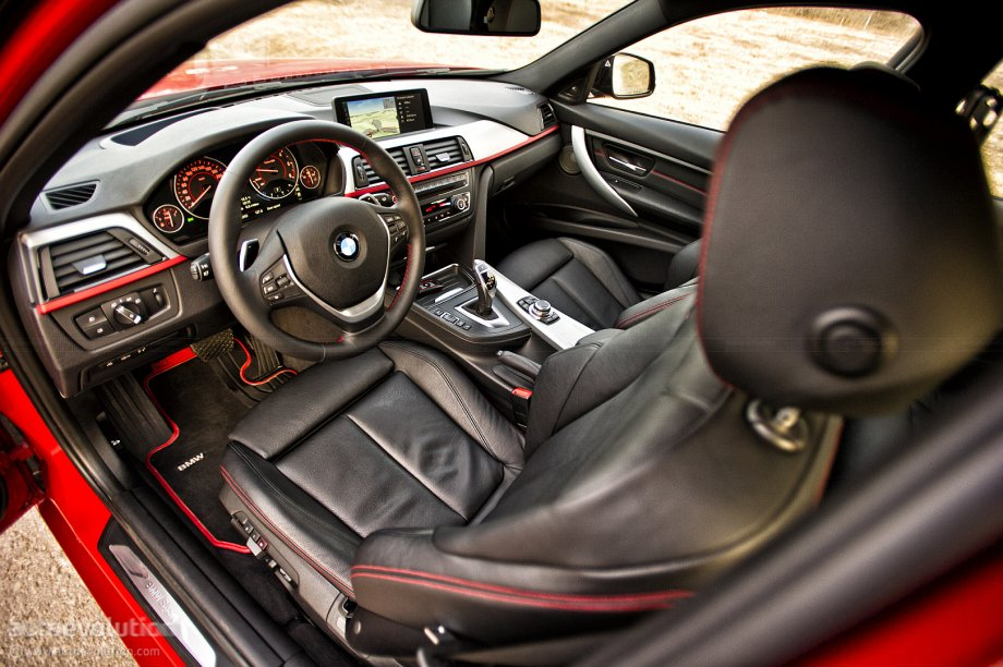 BMW 3 Series F30 interior - Photo #64/102