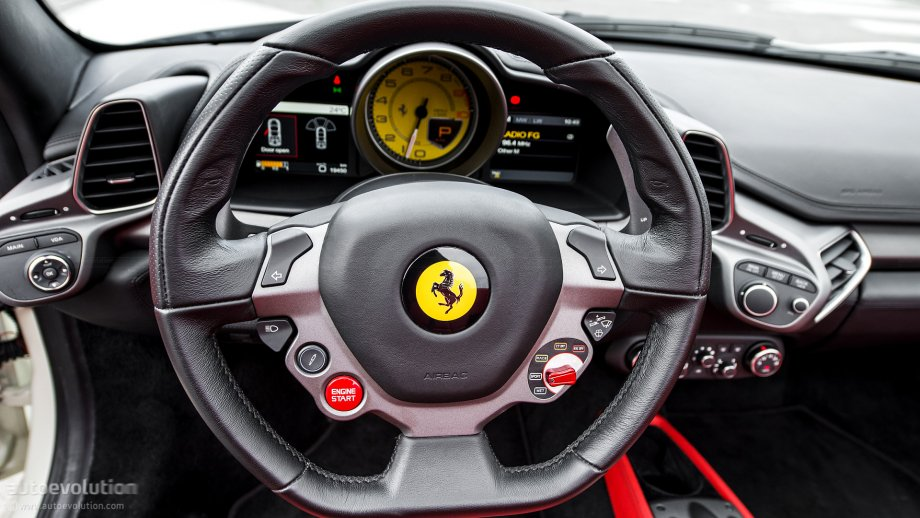 ferrari 458 spider steering wheel photo 22 73. Cars Review. Best American Auto & Cars Review