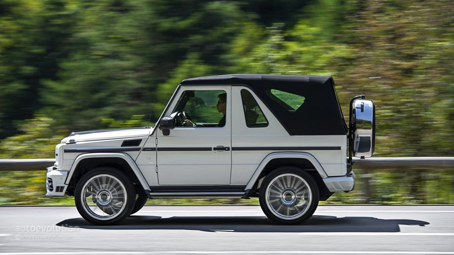 mercedes benz g500 cabriolet review autoevolution. Black Bedroom Furniture Sets. Home Design Ideas