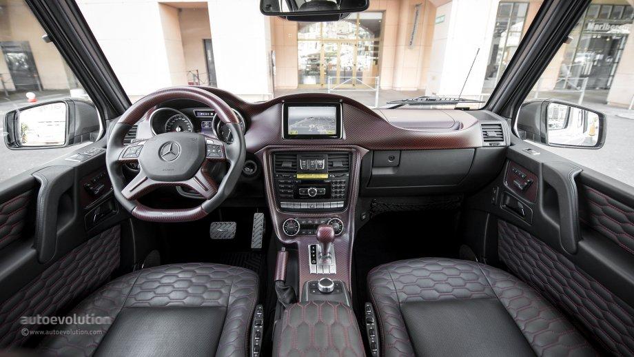 Mercedes benz g class cabriolet photo 40 73 for Mercedes benz g500 review