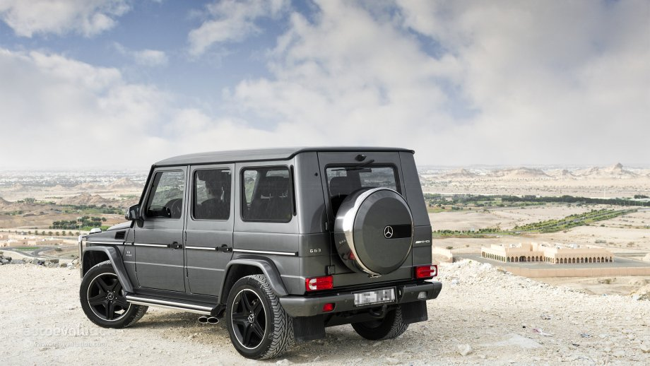 Mercedes benz g63 amg on mountain top photo 93 102 for Mercedes benz mountain view