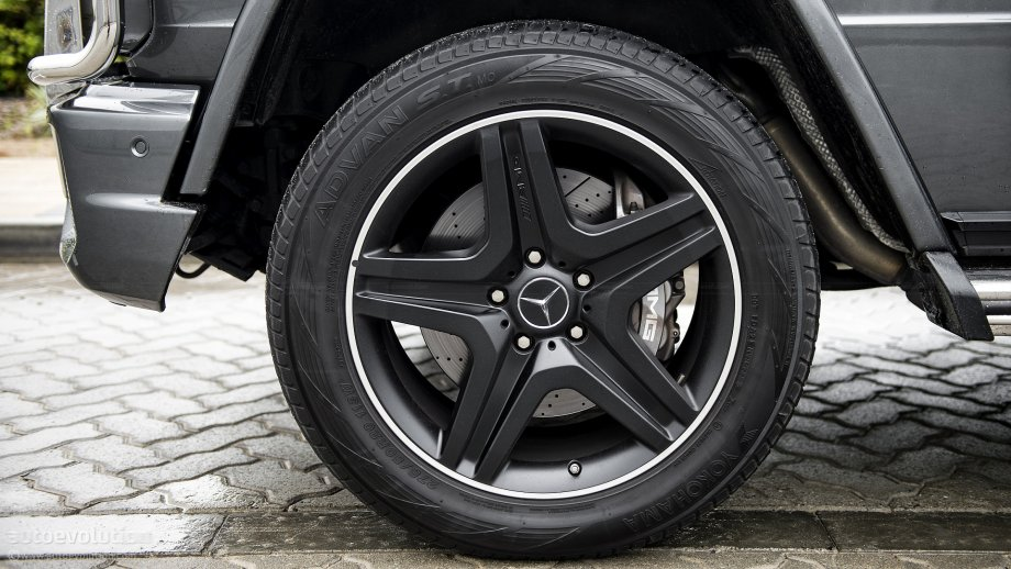 Mercedes benz g63 amg front wheel photo 5 102 for Mercedes benz front wheel drive