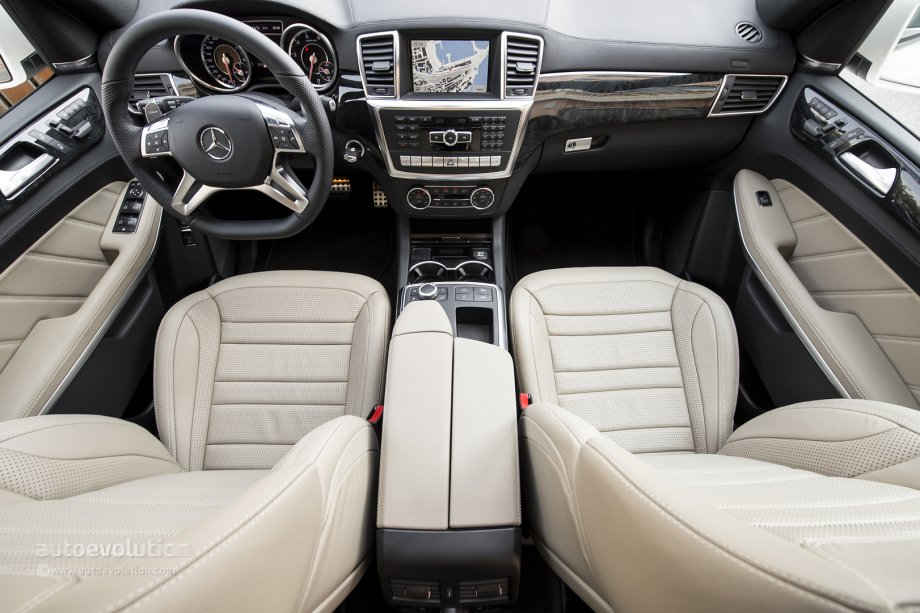 Mercedes Benz Gl63 Amg Review Autoevolution