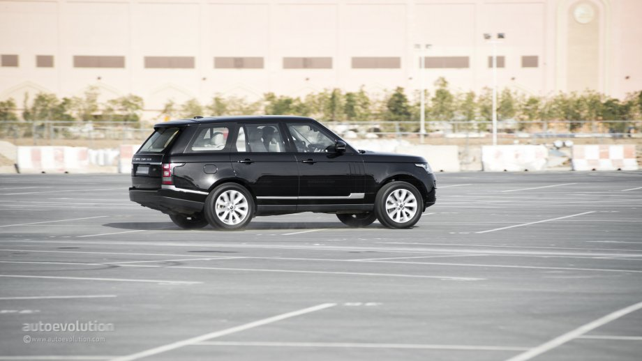 range rover supercharged 0 to 60 mph sprint photo 21 82. Black Bedroom Furniture Sets. Home Design Ideas