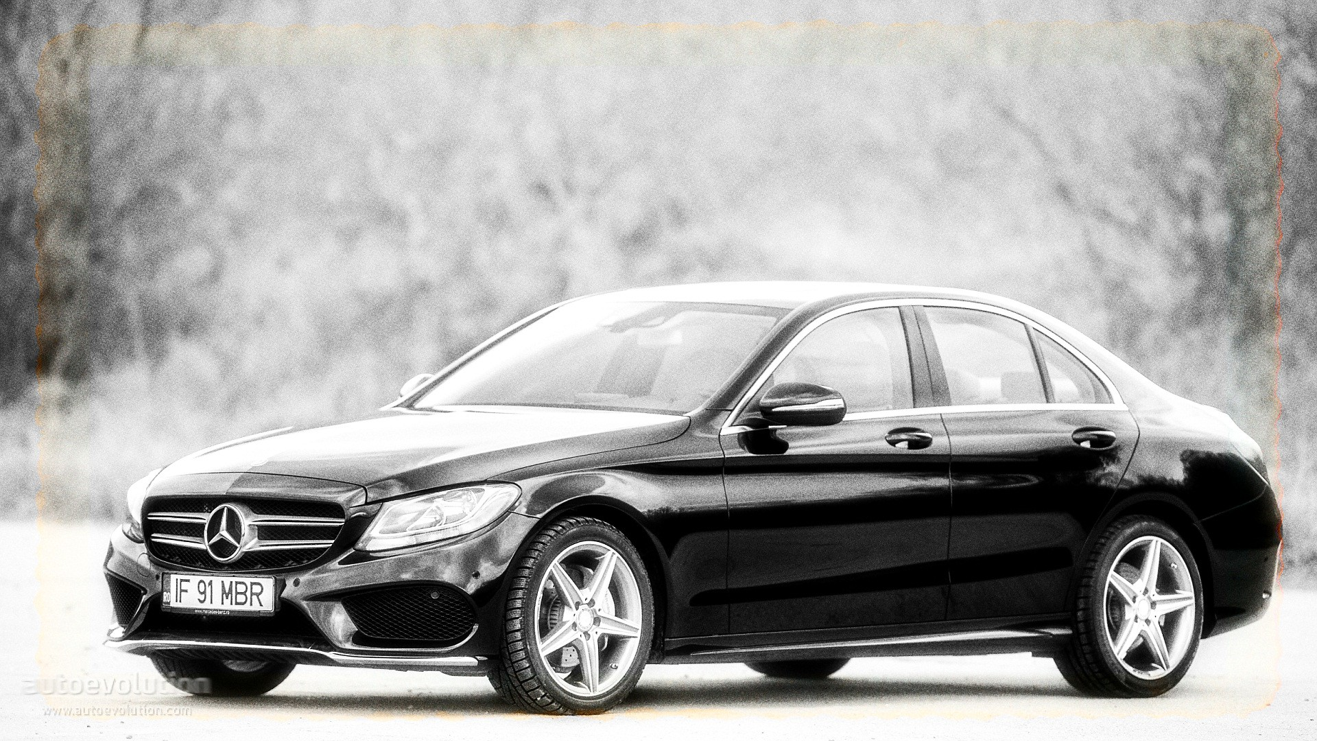 2015 mercedes benz c class review autoevolution for Mercedes benz c class review