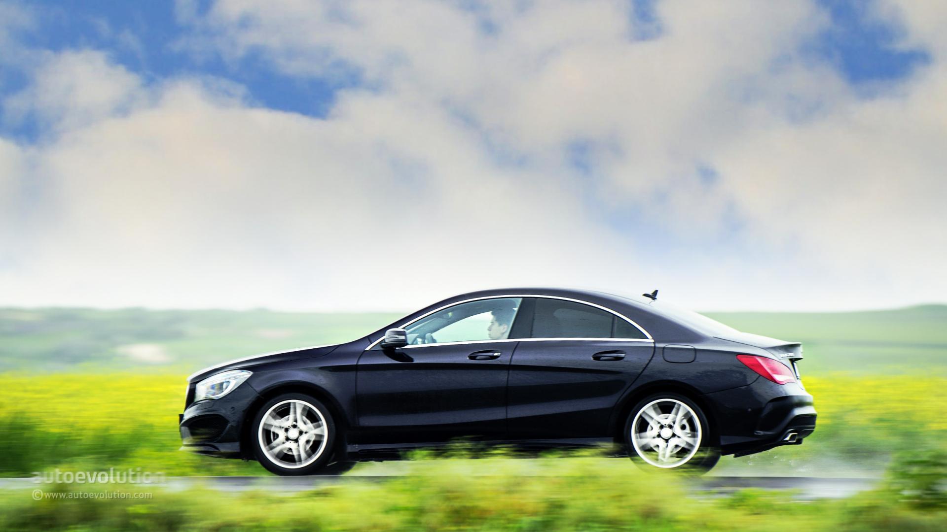 Mercedes benz cla review autoevolution for 2014 mercedes benz cla 250 review