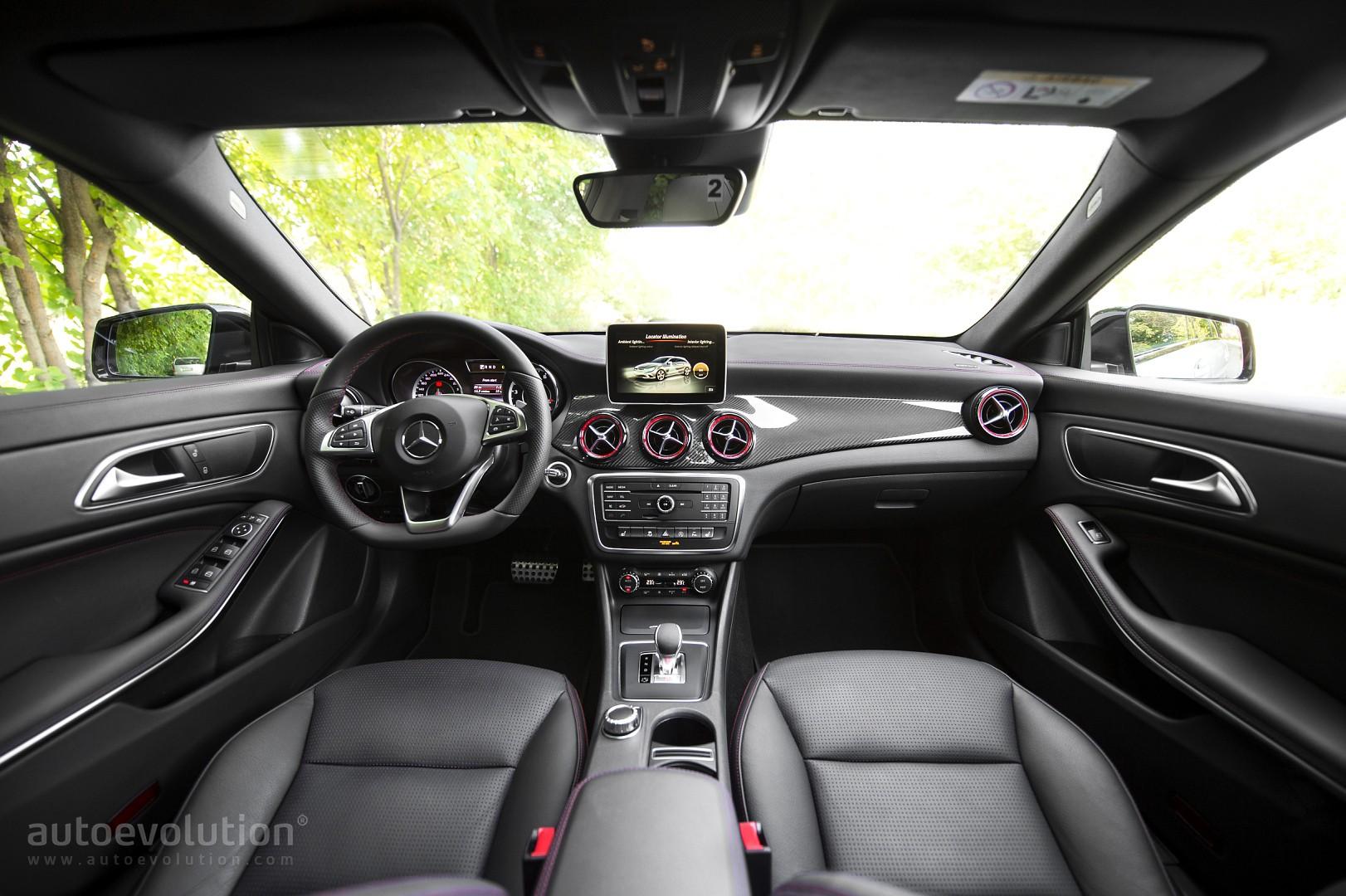 2016 mercedes benz cla45 amg shooting brake review autoevolution. Black Bedroom Furniture Sets. Home Design Ideas