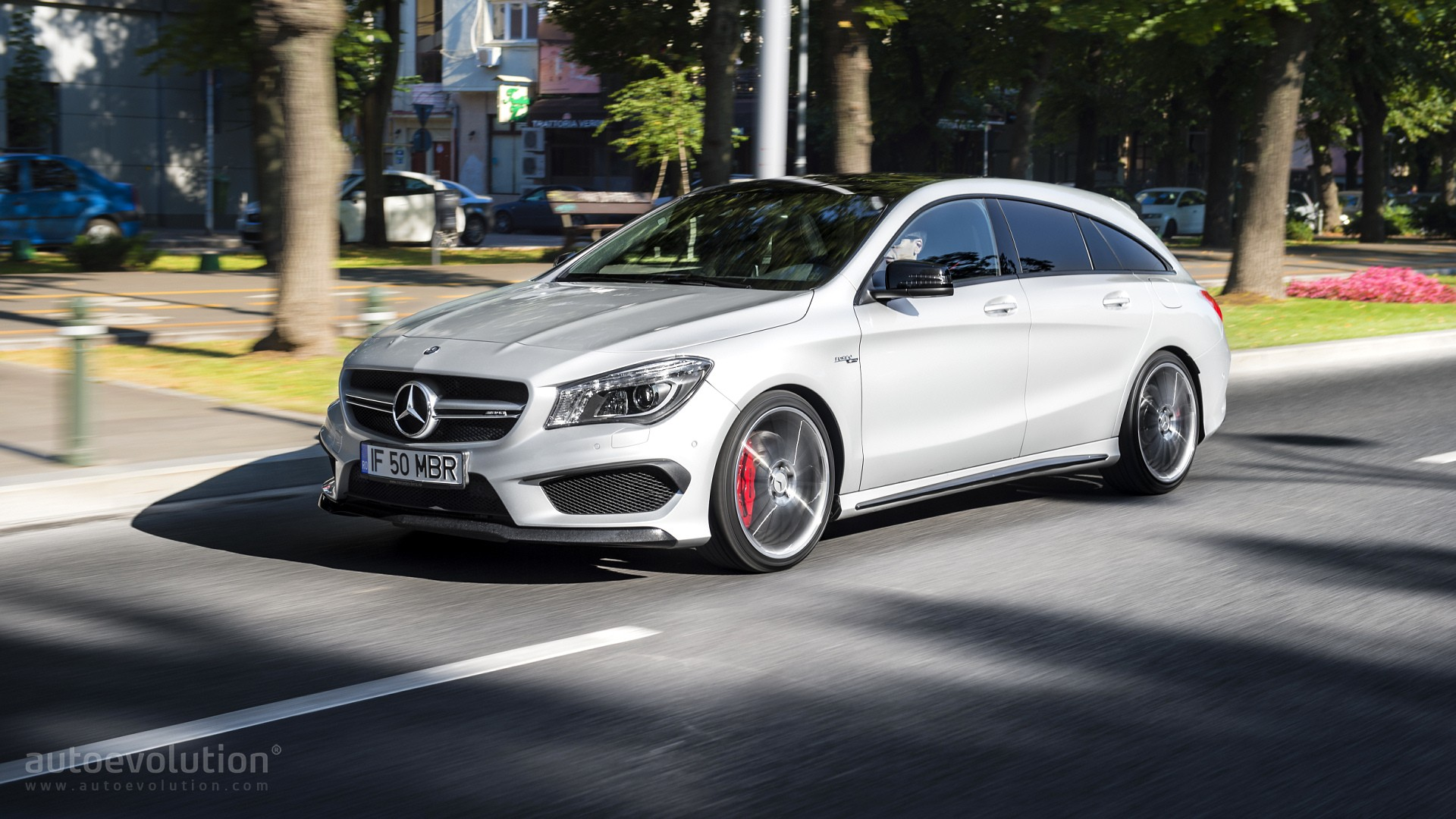 2016 mercedes benz cla45 amg shooting brake review autoevolution. Cars Review. Best American Auto & Cars Review