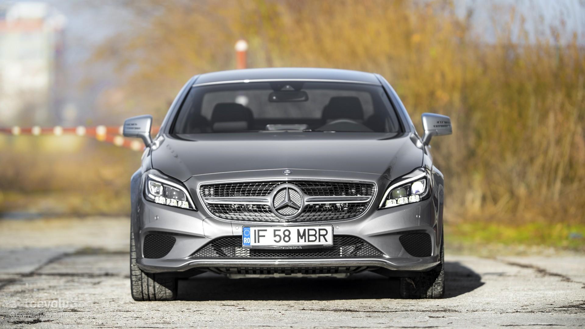 2015 mercedes benz cls class review autoevolution for Mercedes benz cls550 review
