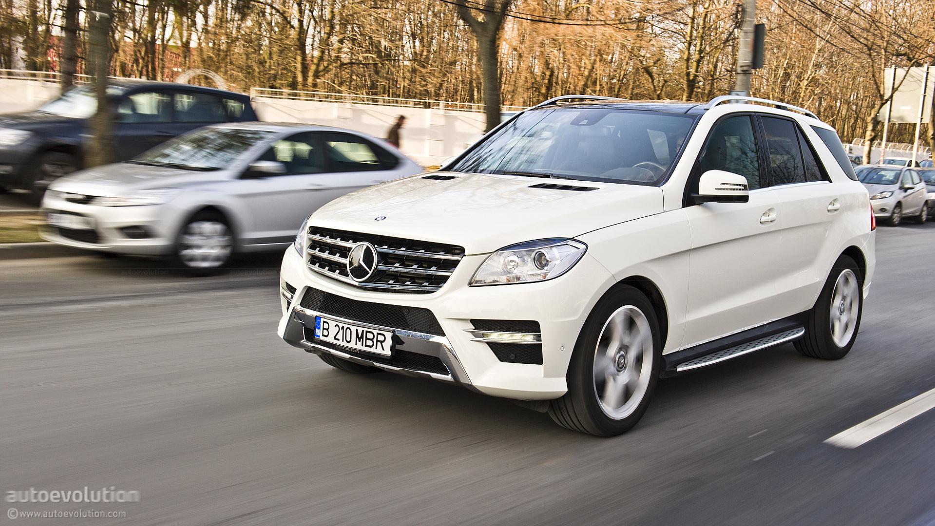 Ml 250 2012 ml350 bluetec problems autos post for Mercedes benz ml350 bluetec review