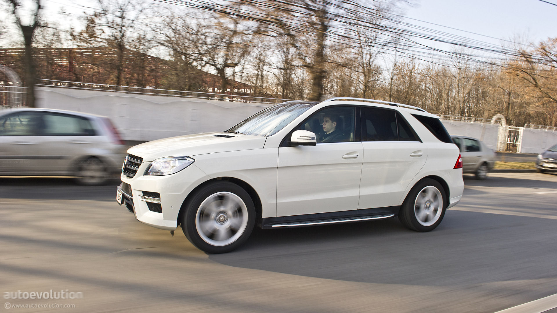 mercedes benz ml350 review autoevolution
