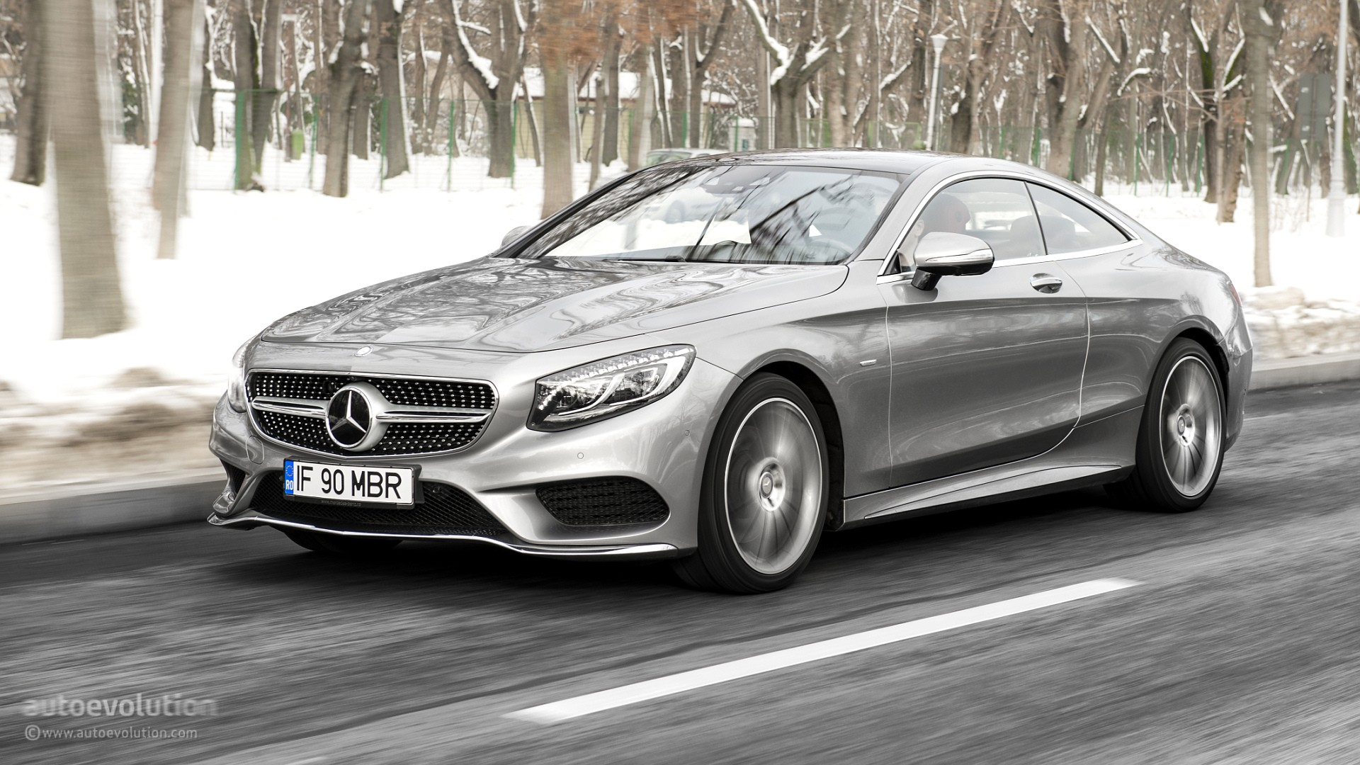 2015 Mercedes Benz S Class Coupe Review Autoevolution