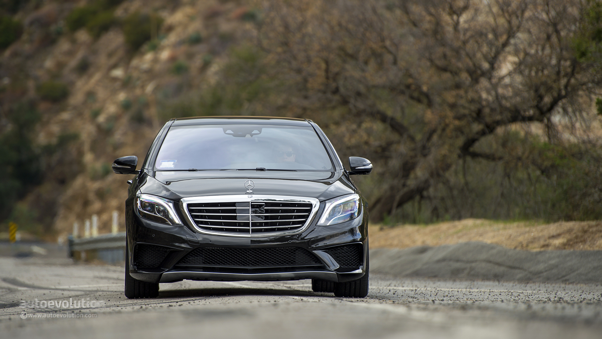 photo gallery 80 - Mercedes Benz S63 Amg 2014